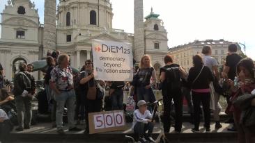 Karlskirche: unser Treffpunkt